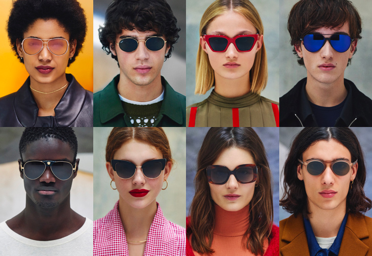 SGH Faces - Sunglass Hut Mena